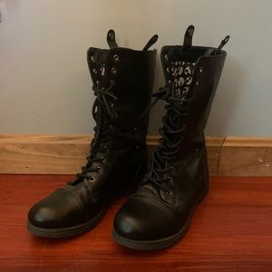 Hot topic jack skeleton boots